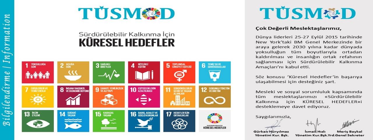Satınalma ve Tedarik Yönetimi Küresel İlkeleri, ilk kez TÜSMOD tarafından yayımlandı.