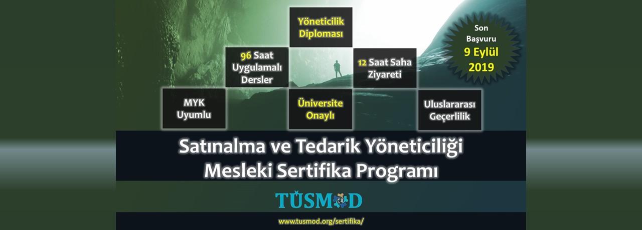 Satınalma ve Tedarik Yöneticiliği Mesleki Sertifika Programı