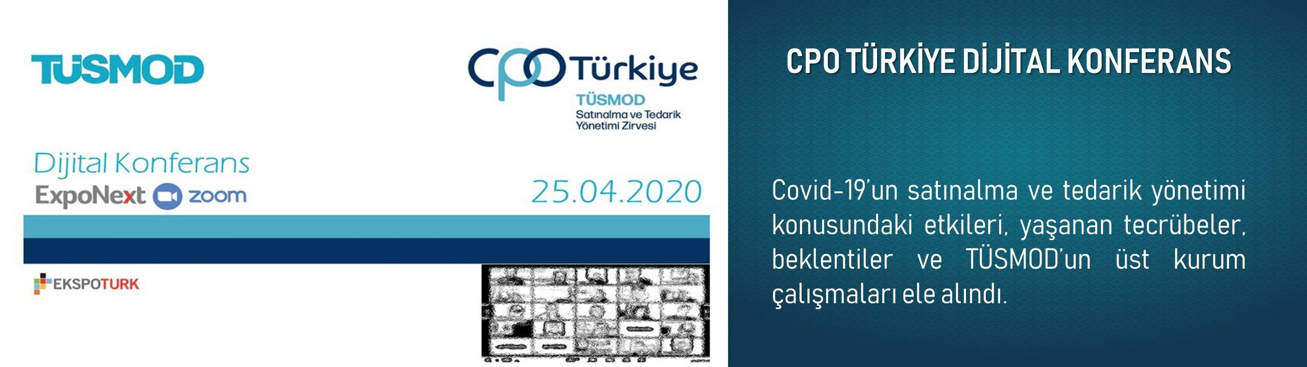 CPO Türkiye Dijital Konferans 1