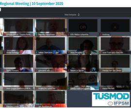 TÜSMOD, Uluslararası Satınalma ve Tedarik Yönetimi Toplantısında bir kez daha ülkemizi temsil etti.