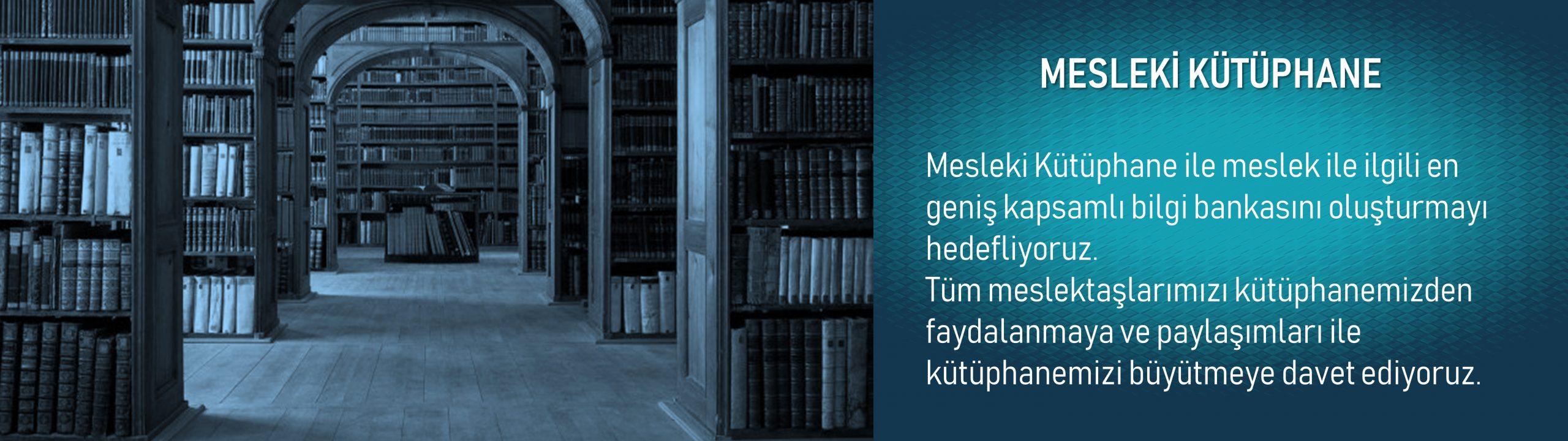 Mesleki Kütüphane