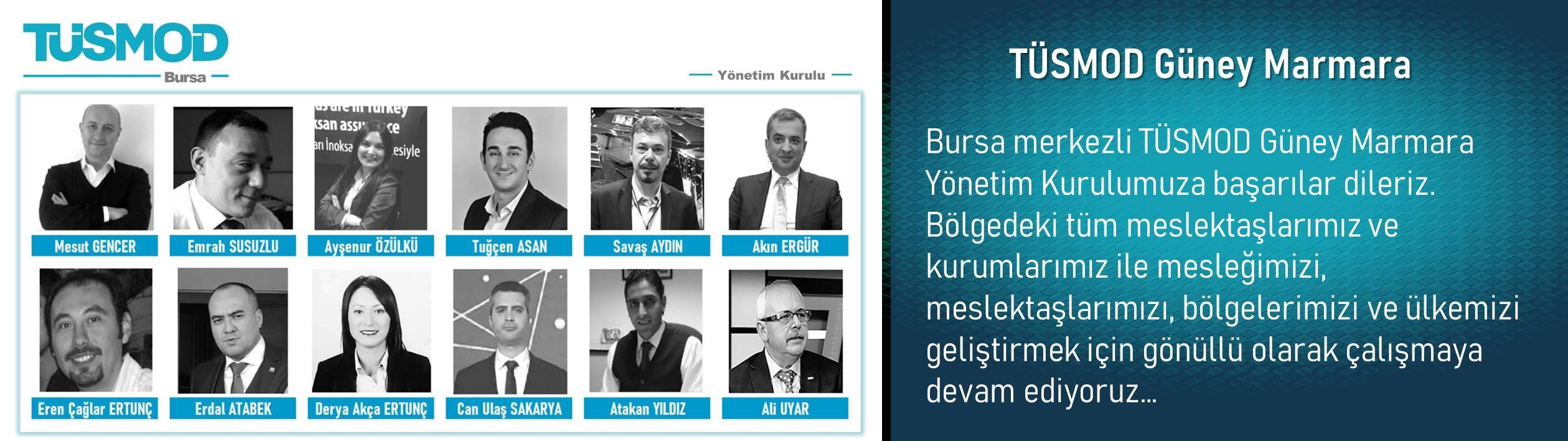 TÜSMOD Güney Marmara – Bursa