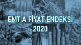 Emtia Fiyat Endeksi 2020'12