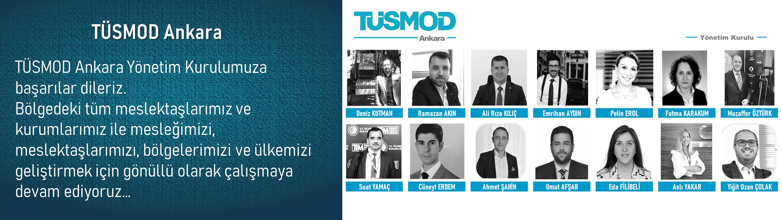 TÜSMOD Ankara