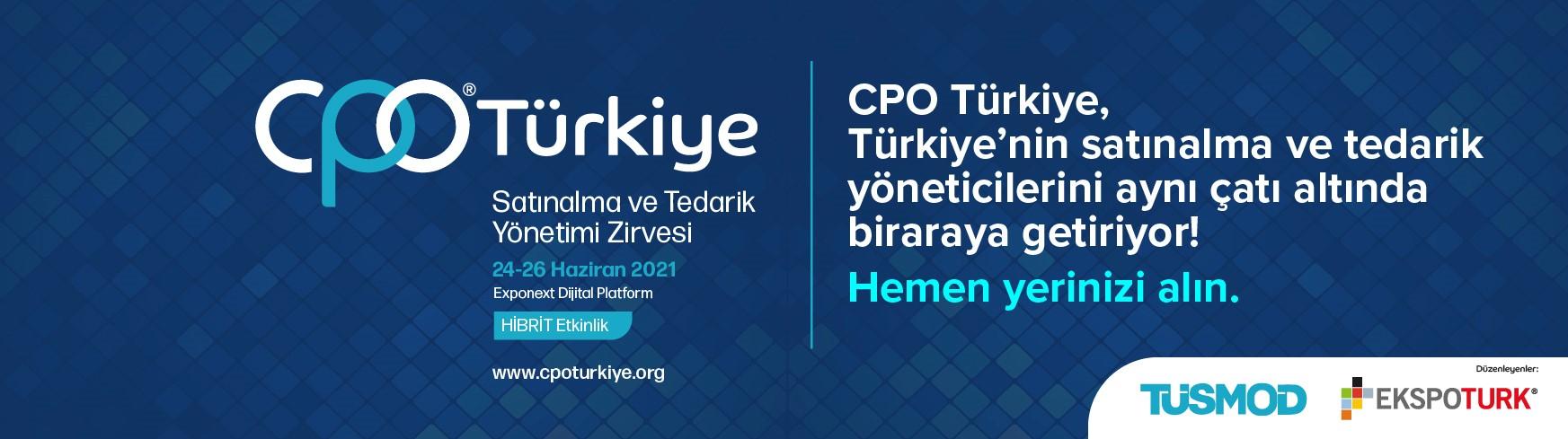 CPO Türkiye 2021